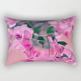 Mother's Day series - light pink Rectangular Pillow