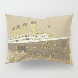 Foretold Tragedy Pillow Sham