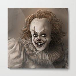 It was real enough for Georgie Metal Print