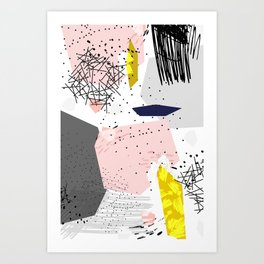 A Sympathetic Glance Art Print