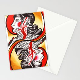 Sanguis Regina Stationery Cards