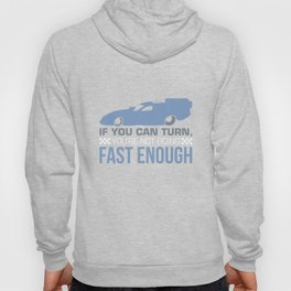 Drag Racing - Not Going Fast Enough Hoody