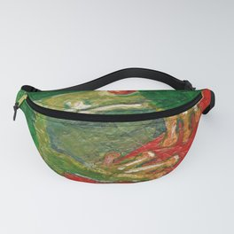 Red Eyed Frog Fanny Pack