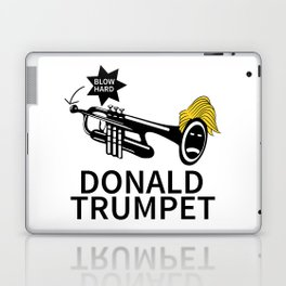 Donald Trump Trumpet Laptop & iPad Skin