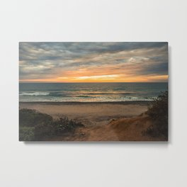 South Carlsbad State Beach Metal Print