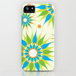 Popsy Twirl Bright iPhone Case