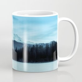 Mount Shasta Morning Coffee Mug