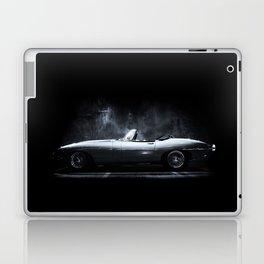 Jaguar E-Type XKE Profile Laptop & iPad Skin