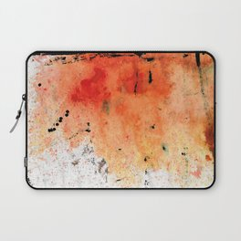 Red Abstract Art - Taking Chances - By Sharon Cummings Laptop Sleeve