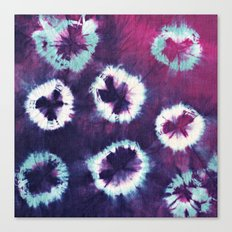 Tie-Dye I Canvas Print
