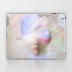 La femme surréaliste  Laptop & iPad Skin