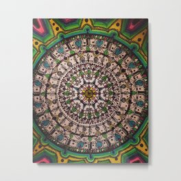 The Gifted Metal Print