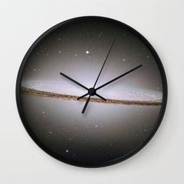 The Sombrero Galaxy - Messier Object 104 Wall Clock