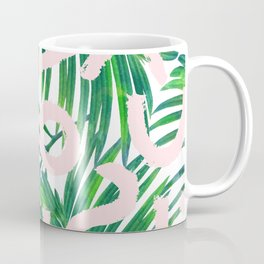 Palm Blabber #society6 #decor #buyart Coffee Mug
