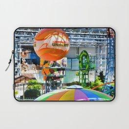 Nickelodeon Universe indoor amusement park Laptop Sleeve
