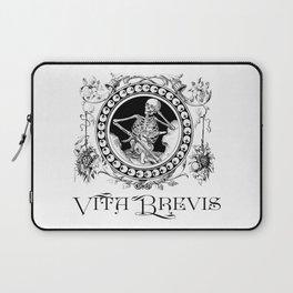 Vita Brevis Laptop Sleeve