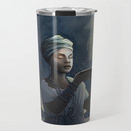 Aurelia ~ A Compendium of Witches Travel Mug