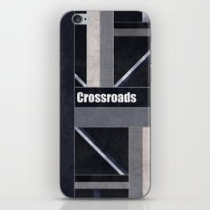 Crossroads iPhone & iPod Skin