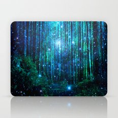 magical path Laptop & iPad Skin