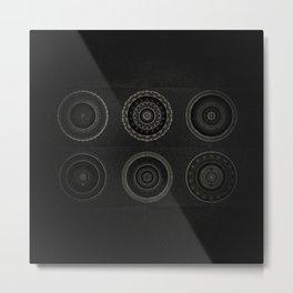 Inner Space 7 Metal Print