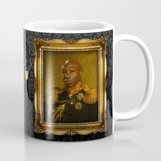 Michael Clarke Duncan - replaceface Mug