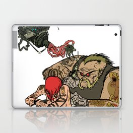 NICOLAS BRONDO ARTS - Tattoo nation Laptop & iPad Skin