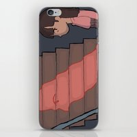 persona 4 iPhone & iPod Skins featuring persona by ynnse