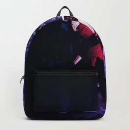 madara vs naruto mode bijuu Backpack
