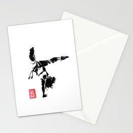 Capoeira 451 Stationery Cards