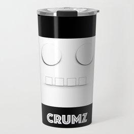 CRUMZ - Silly Robot - Bad Robot Travel Mug