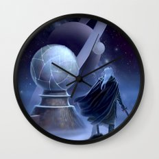 The Temple at the End of Time Wall Clock