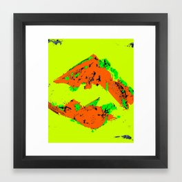 Mt Fuji Framed Art Print