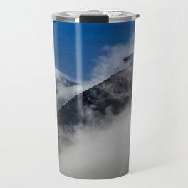 Mountain Clouds Travel Mug
