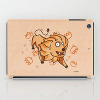 leo iPad Cases featuring Leo by Giuseppe Lentini