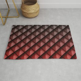 Draco Red Rug
