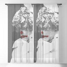 Clown 3 Sheer Curtain