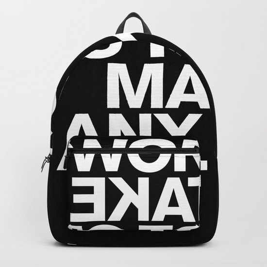 MISTAKES Backpack