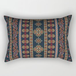 Henna pattern print - Betty Rectangular Pillow