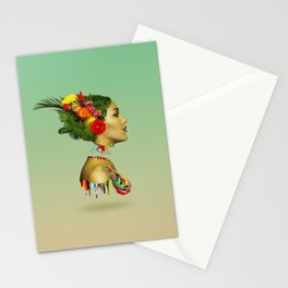 Mother nature Stationery Cards