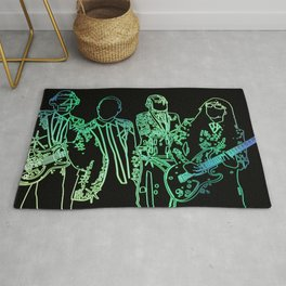 Lose Life Lucky Access Daft Rug