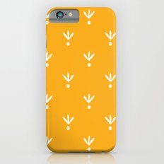 Doodle Leaves iPhone 6s Slim Case