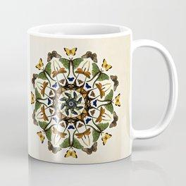 Kaleidoscope with Wings Coffee Mug