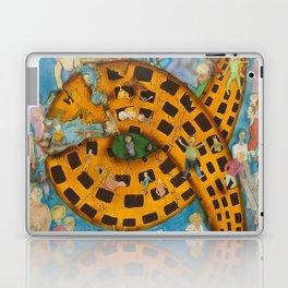 Torrid Yellow House / Casa Amarela Tórrida Laptop & iPad Skin
