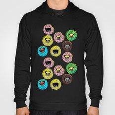 Pug Donuts Hoody