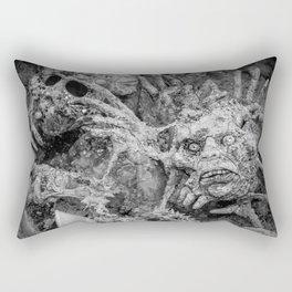 The White Temple - Thailand - 007 Rectangular Pillow