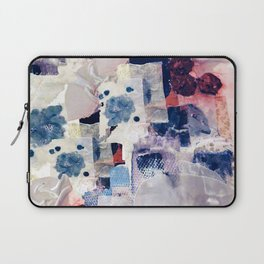 patchy collage Laptop Sleeve