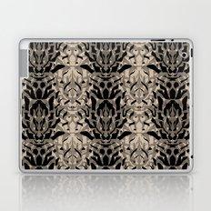 Tiger skin background Laptop & iPad Skin
