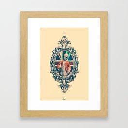 Bourgeoisie Man Framed Art Print