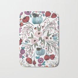 Autumnal Bath Mat