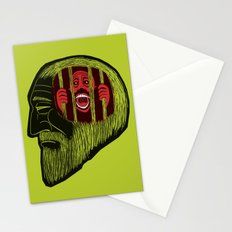 crime and punishment Stationery Cards
